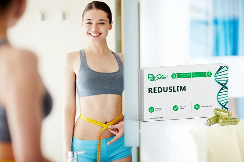 Reduslim Abnehmkur ✘ Der Schlüssel für 35 Kilo Fett weg…