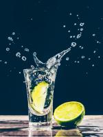Wodka Herstellung & Gin