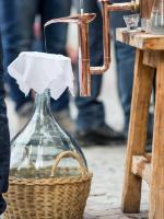 Wodka Herstellung Destillieren